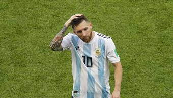 Lionel Messi läuft wenig überraschend wieder für Argentinien auf