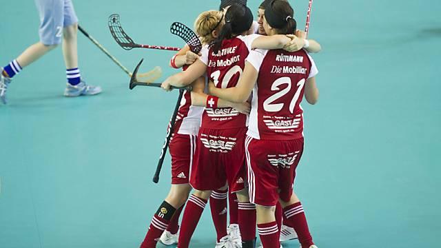 Die Schweizerinnen treffen nun im Halbfinal auf die Schwedinnen