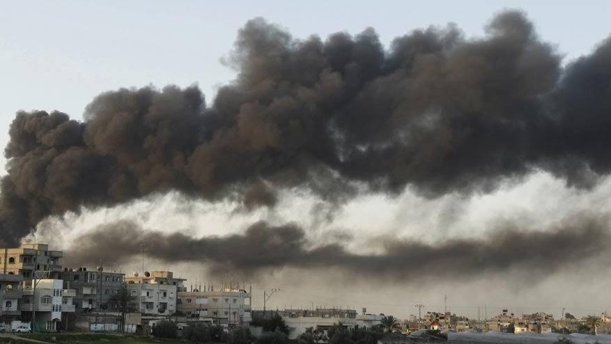 Europa fordert Waffenstillstand im Gaza