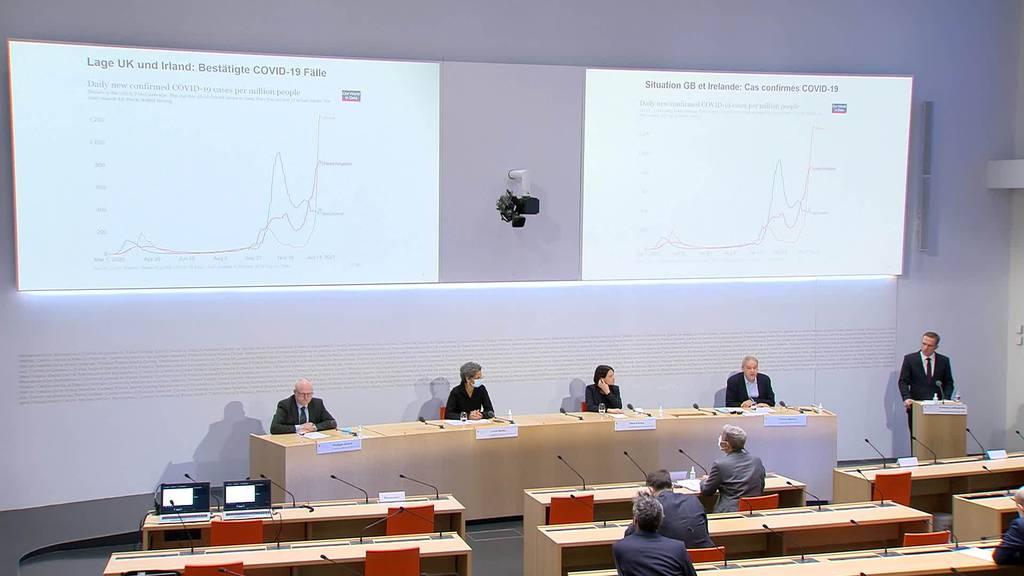 Corona-Krise: Swissmedic genehmigt Impfstoff von Moderna