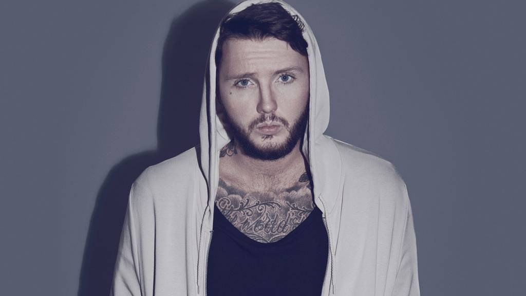 James Arthur: BACK FROM THE EDGE