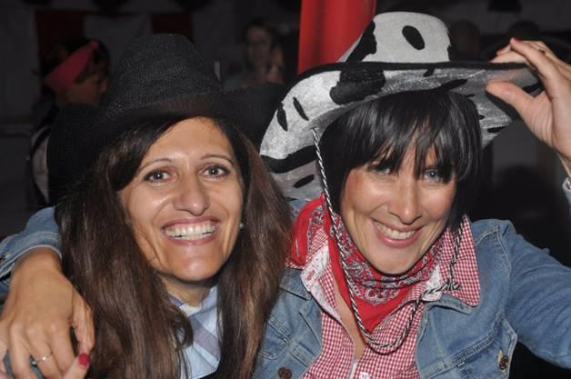 Cowgirls unter sich!
