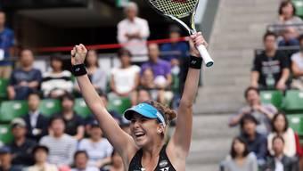 Belinda Bencic schafft in Tokio zum vierten Mal in diesem Jahr den Einzug in einen WTA-Final