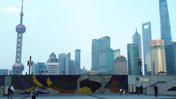 Die Schweizer Börse SIX setzt einen Fuss nach China und will noch enger mit der Börse in Shanghai zusammenarbeiten. (Archivbild)