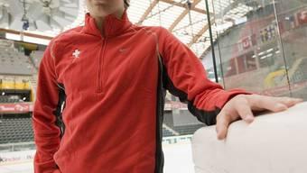 Schweizer Hockey-Spieler NHL