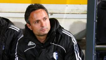 Trainer des FC Wohlen: David Sesa (Archiv)