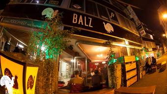 Nominiert in der Kategorie Best New Location: Die Balz Bar in Basel.