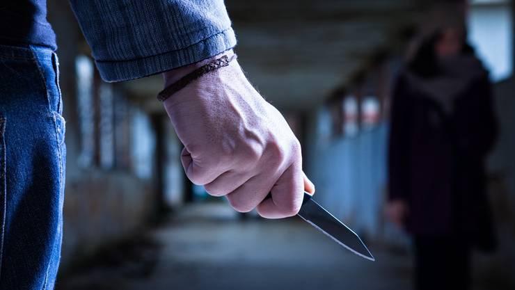 Der mutmassliche Täter konnte festgenommen werden. (Symbolbild)
