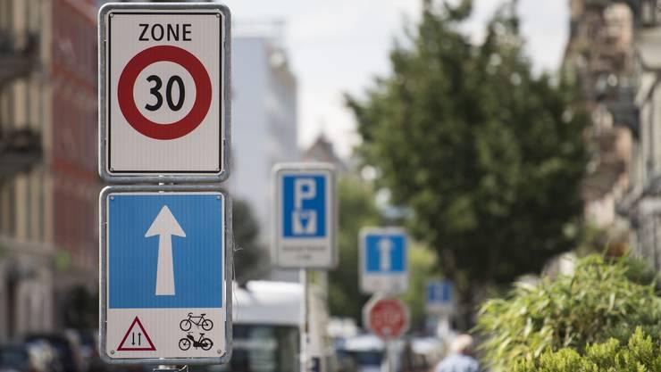 Nach dem aktuellen Bundesgerichtsurteil kann die Stadt Zürich ihre 2013 geschmiedeten Pläne für mehr Tempo-30-Gebiete zumindest teilweise umsetzen.