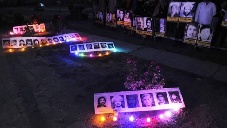 Die Zahl ziviler Opfer in Afghanistan ist 2015 auf einen neuen Höchstand gestiegen.  (Symbolbild)