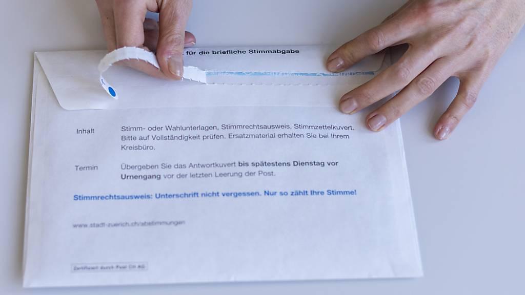 Das Stimmrecht für Ausländerinnen und Ausländer auf Gemeindeebene ist im Kanton Luzern erneut Thema. (Symbolbild)