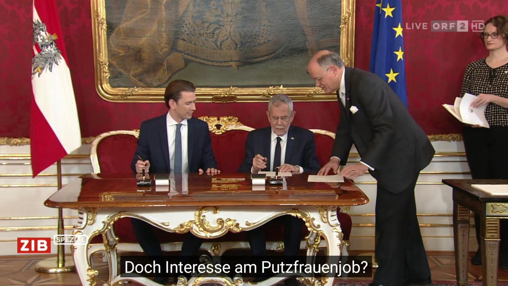 ORF Panne Telenovela