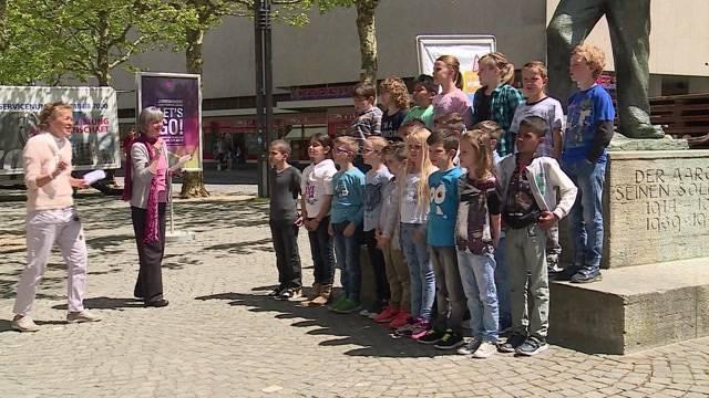 Glockenspektakel in Aarau