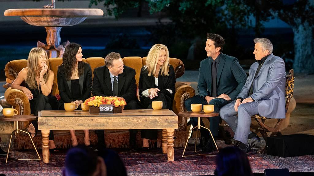 Die sechs «Friends» treffen sich für ein Wiedersehens-Special.