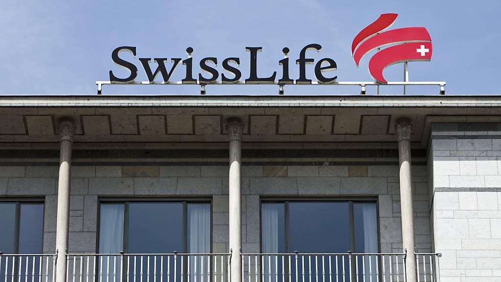 Swiss Life zahlt im US-Steuerstreit 77 Mio US-Dollar. (Archiv)