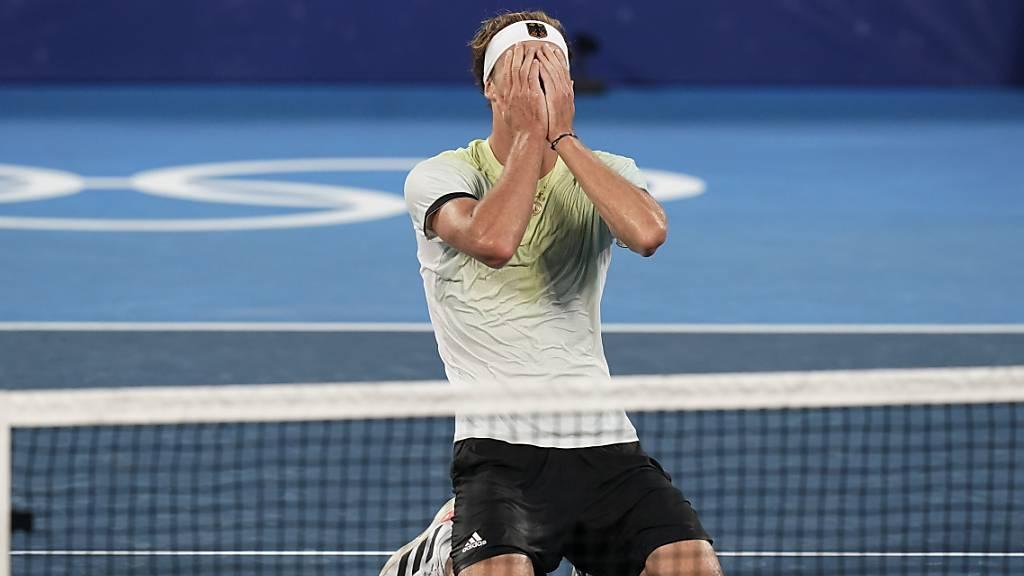 Zverev verzichtet auf Davis Cup