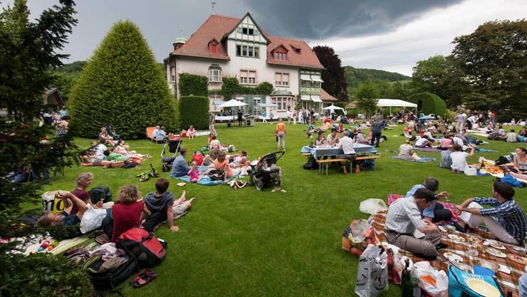 Wettingen unterstützte das Museum Langmatt bisher mit einem Förderbeitrag. Nun gibt es kein Geld mehr.