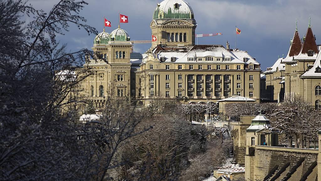 Verwaltungsdelegation schränkt Zutritt zum Bundeshaus weiter ein