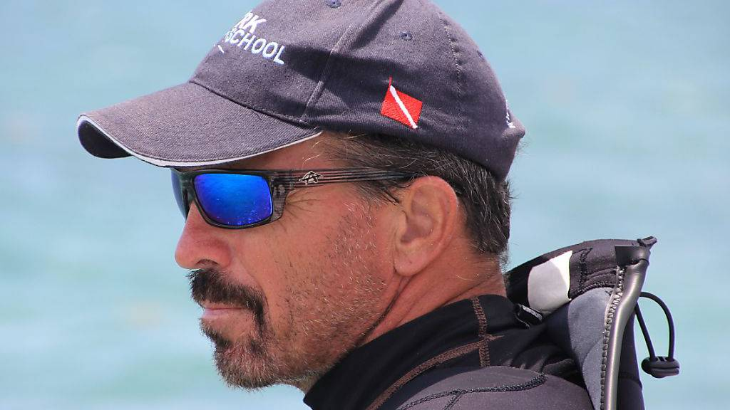 Hai-Verhaltensforscher Erich Ritter in Florida verstorben