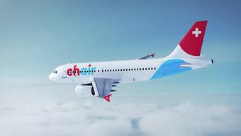 Die Fluggesellschaft Germania hat sich in der Schweiz neu in Chair Airlines umbenannt.