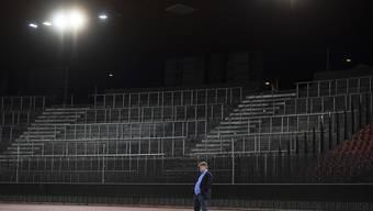 Kein Lichterlöschen in der Super League: Präsident Ancillo Canepa und die 1. Mannschaft sind ausser Gefecht, der FCZ spielt trotzdem