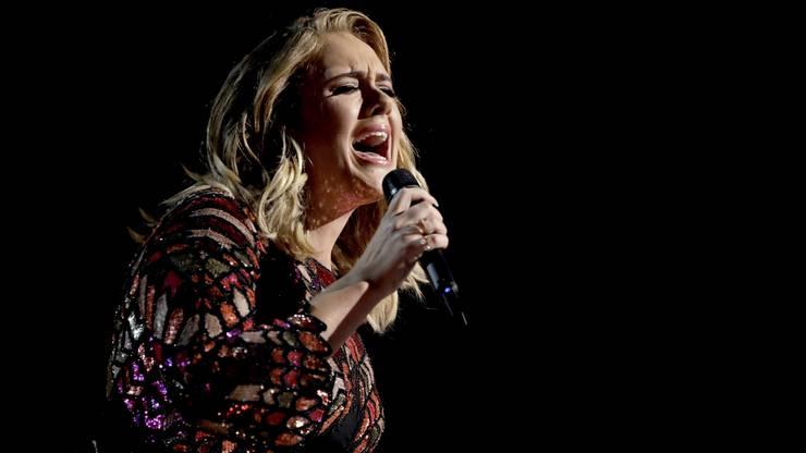 Adele hat ihr Konzert im Zürcher Hallenstadion innerhalb von nur 3 Minuten ausverkauft