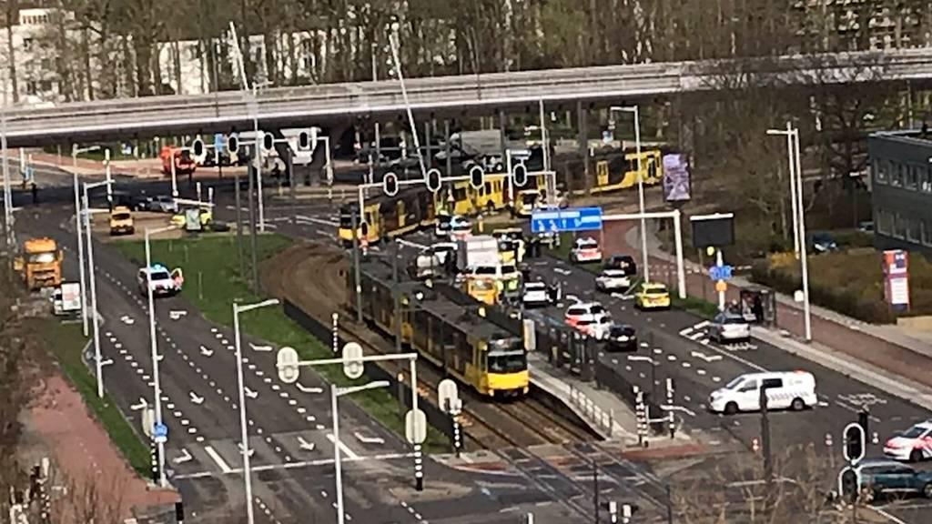Terroralarm nach Schiesserei in Utrecht
