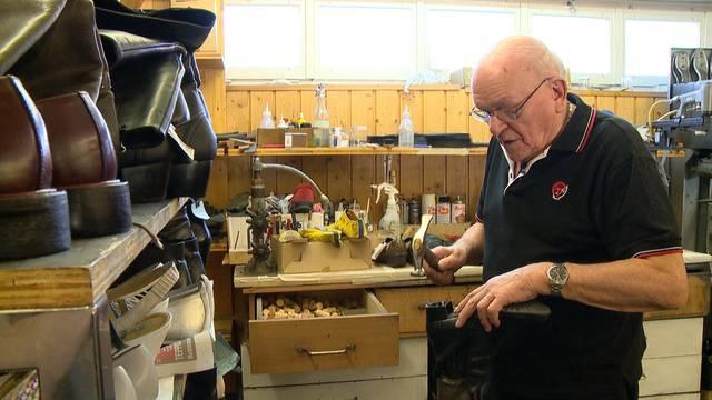 Traditionelle Berufe: Der Schuhmacher