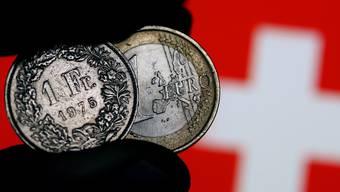 Ob der Franken dauerhaft über der 1,20er-Marke bleibt, ist unklar.