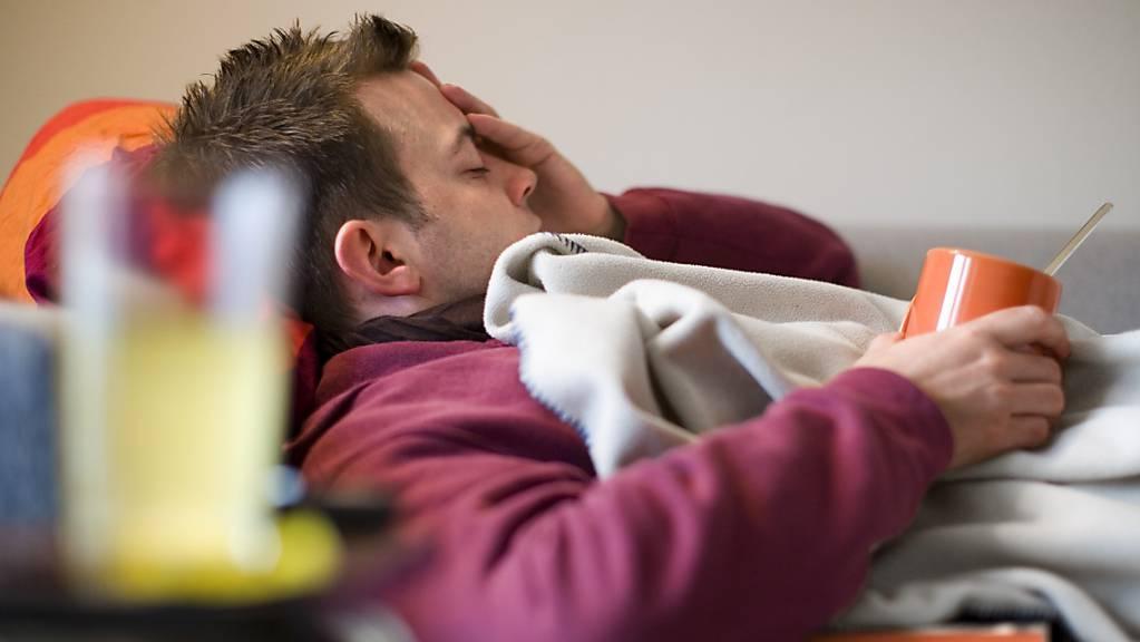 Jedes Jahr aufs Neue startet im Winter die Grippe-Saison. Forschende entdeckten nun spezielle Immunzellen in der Lunge von Mäusen, die Influenzaviren langfristig in Schach halten können. (Symbolbild)
