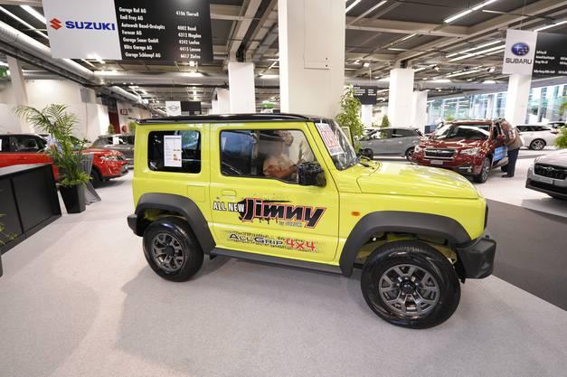 Die gelungene Neuauflage des robusten Suzuki Jimmny.