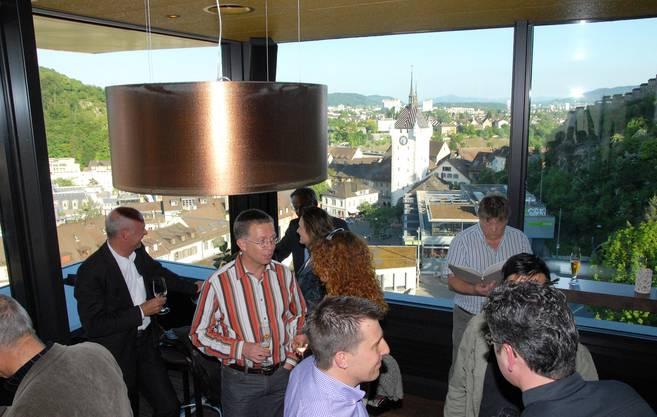 Das «Torre» in Baden (Kategorie Gourmet)