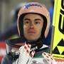 Der Österreicher Stefan Kraft wird die grosse Kristallkugel für den Gesamtweltcup erhalten.