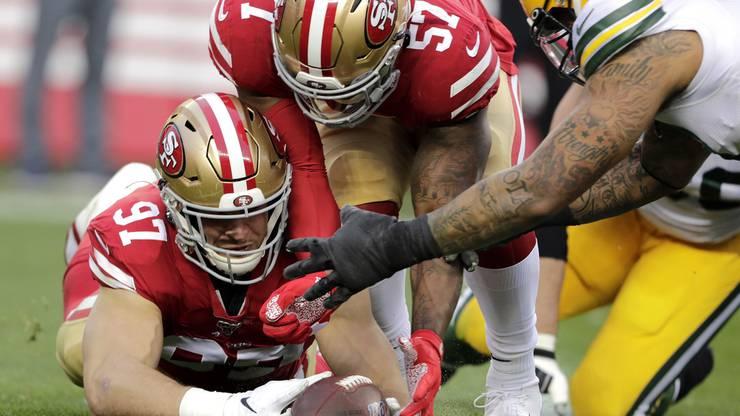 Die Defense ist das Prachtstück der San Francisco 49ers.