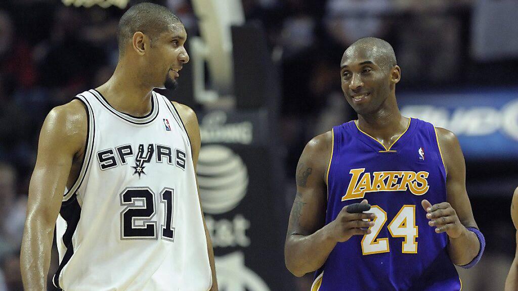 Kobe Bryant wird im Mai 2021 in NBA-Ruhmeshalle aufgenommen
