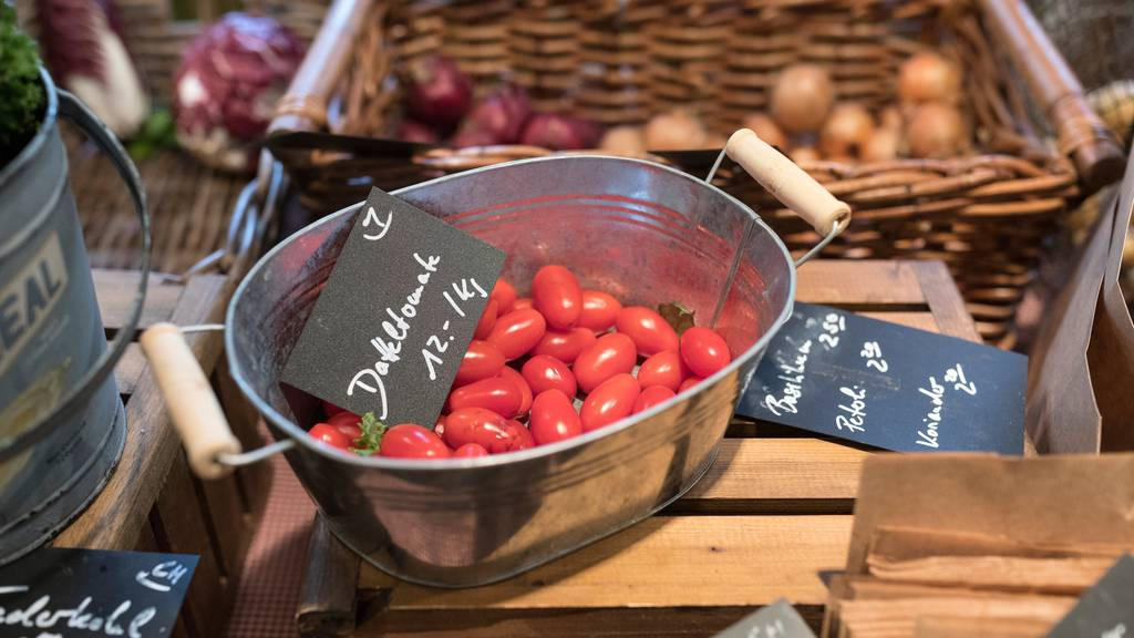 Nachfrage nach Schweizer Lebensmitteln ist ungebrochen hoch