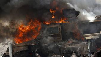 Anschlag auf NATO-Fahrzeug in Afghanistan