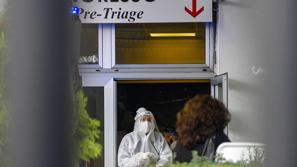 Erneut über 800 Covid-Tote in Italien an einem Tag
