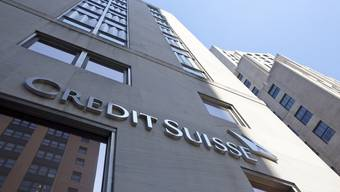 Credit Suisse-Gebäude in New York.