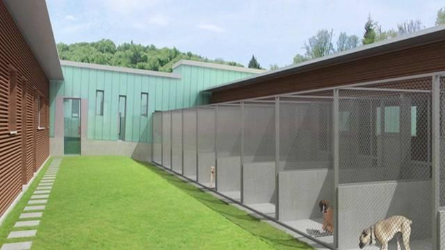 Neues Tierheim im Bremgartenwald