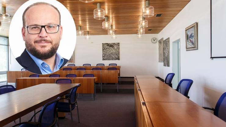 Martin Stöckling hatte die geplante Abschaffung der Bürgerversammlung in Rapperswil-Jona erfolgreich bekämpft, bevor er zum Stadtpräsidenten gewählt wurde. Nächste Woche besucht er nun Solothurn.