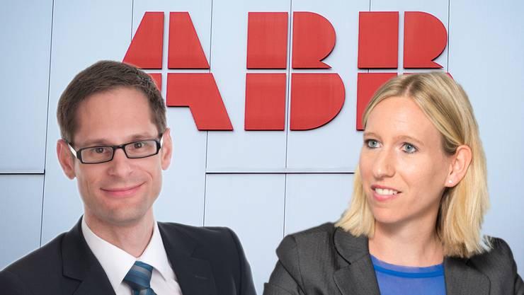 FDP-Grossrat Silvan Hilfiker und SVP-Grossrätin Maya Meier halten beide nichts von den Standesinitiativen.