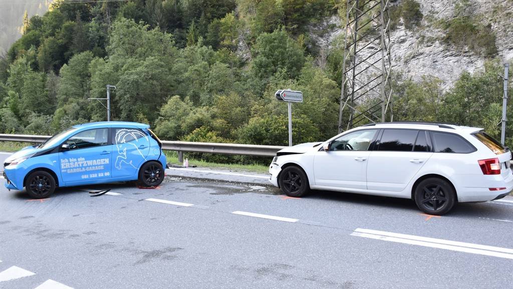 Wenn du mit dem Ersatzauto einen Unfall hast