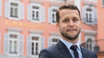 Lorenz Diebold ist der neue Direktor des «Limmathof Baden Hotel & Spa». Bereits seine Grosseltern führten in Baden ein Hotel – das Hotel Waage in der Badstrasse.