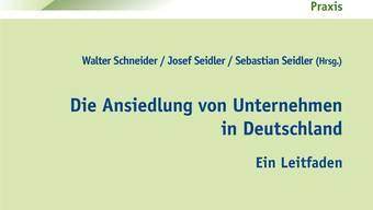 Der Leitfaden zeigt Firmen, wie sie sich in Deutschland ansiedeln können.