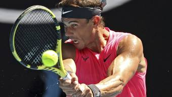 Rafael Nadal steht am Australian Open ohne Satzverlust in der 2. Runde