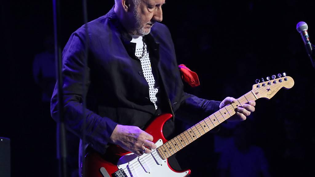 Pete Townshend: Neue Who-Songs wären fast «im Abfalleimer gelandet»