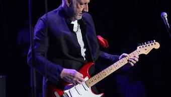 ARCHIV - Pete Townshend, Gitarrist der legendären britischen Rockband The Who. Foto: Nancy Kaszerman/ZUMA Wire/dpa