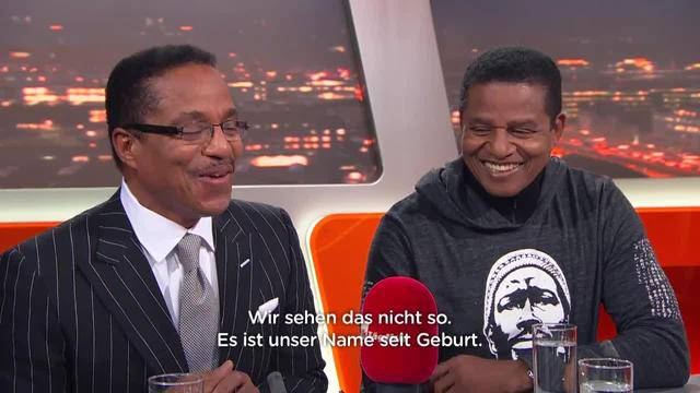The Jacksons in der Schweiz