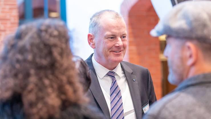 Tritt wieder an: Baudirektor Stephan Attiger (FDP)